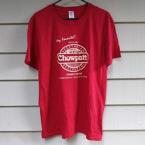 Chicago Vegetarian T Shirt Large